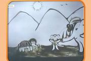 Песочные сказки от творческой студии «Облака»
